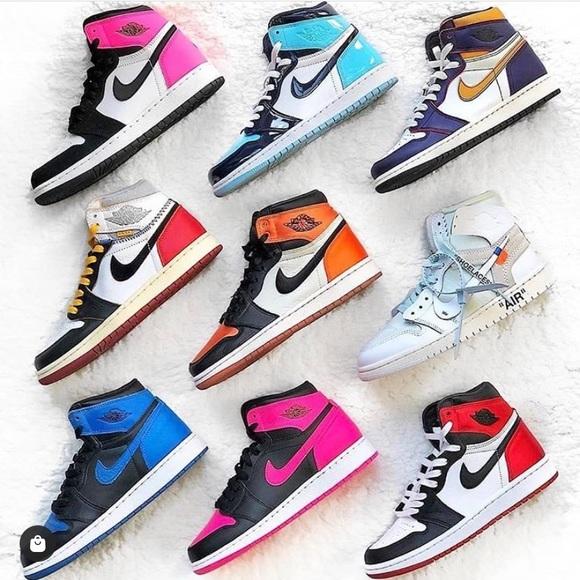 Nike Shoes   Design Your Own Air Jordan